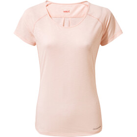 Craghoppers NosiLife Harbour SS Top Women seashell pink